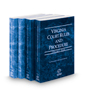 Virginia Court Rules and Procedure - State, State KeyRules, Federal and Federal KeyRules, 2018 ed. (Vols. I-IIA, Virginia Court Rules)