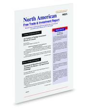 North American Free Trade & Investment Report (NAFTIR)
