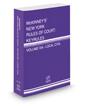 McKinney's New York Rules of Court - Local Civil KeyRules, 2020 ed. (Vol. IIIA, New York Court Rules)
