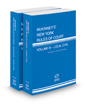 McKinney's New York Rules of Court - Local and Local KeyRules, 2021 ed. (Vols. III & IIIA, New York Court Rules)