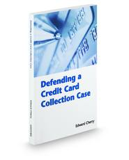 Defending a Credit Card Collection Case