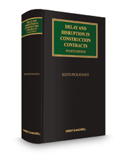 Delay and Disruption in Construction Contracts,4th