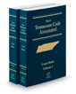 West's Tennessee Code Annotated Court Rules, 2017 ed.