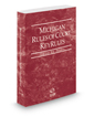 Michigan Rules of Court - Federal KeyRules, 2019 ed. (Vol. IIA, Michigan Court Rules)