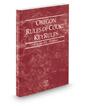 Oregon Rules of Court - Federal KeyRules, 2019 ed. (Vol. IIA, Oregon Court Rules)