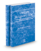 Oregon Rules of Court - Federal and Federal KeyRules, 2017 ed. (Vols. II & IIA, Oregon Court Rules)