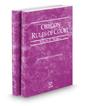Oregon Rules of Court - Federal and Federal KeyRules, 2020 ed. (Vols. II & IIA, Oregon Court Rules)
