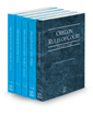 Oregon Rules of Court - State, Federal, Federal KeyRules, Local and Local KeyRules, 2021 ed. (Vols. I-IIIA, Oregon Court Rules)