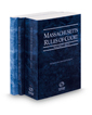 Massachusetts Rules of Court - State, State KeyRules and Federal, 2017 ed. (Vols. I-II, Massachusetts Court Rules)