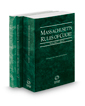 Massachusetts Rules of Court - State, State KeyRules and Federal, 2019 ed. (Vols. I-II, Massachusetts Court Rules)