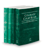 Colorado Court Rules - State, State KeyRules, Federal and Federal KeyRules, 2021 ed. (Vols. I-IIA, Colorado Court Rules)