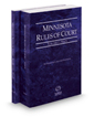 Minnesota Rules of Court - State and State KeyRules, 2020 ed. (Vols. I-IA, Minnesota Court Rules)