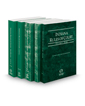 Indiana Rules of Court - State, Federal, Federal KeyRules, Local and Local KeyRules, 2018 ed. (Vols. I-IIIA, Indiana Court Rules)