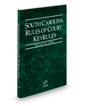 South Carolina Rules of Court - State KeyRules, 2018 ed. (Vols. IA, South Carolina Court Rules)