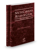 South Carolina Rules of Court - State and State KeyRules, 2020 ed. (Vols. I-IA, South Carolina Court Rules)