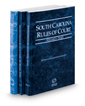 South Carolina Rules of Court - State, State KeyRules and Federal, 2019 ed. (Vols. I-II, South Carolina Court Rules)