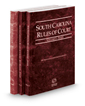 South Carolina Rules of Court - State, State KeyRules and Federal, 2020 ed. (Vols. I-II, South Carolina Court Rules)