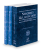 New Jersey Rules Of Court - State, Federal and Federal KeyRules, 2017 ed. (Vols. I-IIA, New Jersey Court Rules)