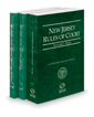 New Jersey Rules Of Court - State, Federal and Federal KeyRules, 2019 ed. (Vols. I-IIA, New Jersey Court Rules)