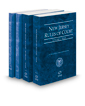 New Jersey Rules of Court - State, State KeyRules, Federal and Federal KeyRules, 2017 ed. (Vols. I-IIA, New Jersey Court Rules)