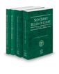 New Jersey Rules of Court - State, State KeyRules, Federal and Federal KeyRules, 2019 ed. (Vols. I-IIA, New Jersey Court Rules)