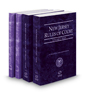 New Jersey Rules of Court - State, State KeyRules, Federal and Federal KeyRules, 2020 ed. (Vols. I-IIA, New Jersey Court Rules)
