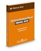 California Paralegal Manual: Personal Injury (The Rutter Group Paralegal Series)