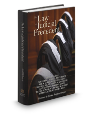 The Law of Judicial Precedent