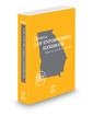 Georgia Law Enforcement Handbook: Criminal Law and Procedure, 2021-2022 ed.