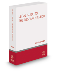 Legal Guide to the Research Credit, 2018 ed.