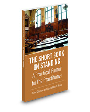 The Short Book on Standing: A Practical Primer for the Practitioner