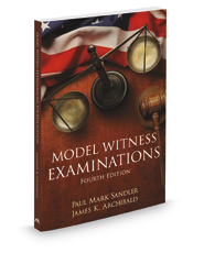 Model Witness Examinations, 4th