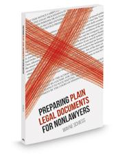 Preparing Plain Legal Documents for Nonlawyers