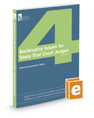 Bankruptcy Issues for State Trial Court Judges, 4th