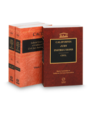 California Jury Instructions—Civil (CACI and BAJI)