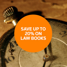 Two days to save  |  20% off law books with monthly pricing, 10% without  |  Shop now >