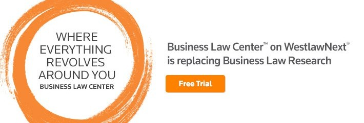 Business Law Center Is Replacing Business Law Research