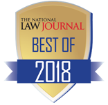 The National Law Journal - Best of 2018