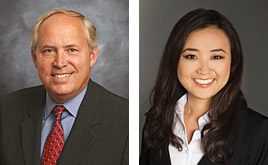 William S. O'Hare and Jenny Kim