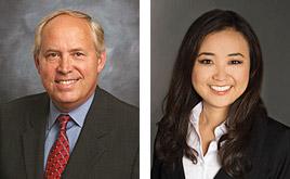 William S. O'Hare and Jenny Kim