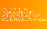 merging Legal Technologies
