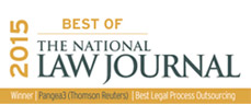 Best of National Law Journal Survey 2015 Results Winner