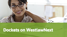 Dockets on WestlawNext