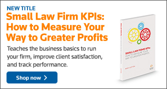 Small Law Firm KPIs: How to Measure Your Way to Greater Profits