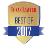 Texas Lawyer - Best of 2017