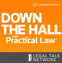 Down The Hall with Practical Law