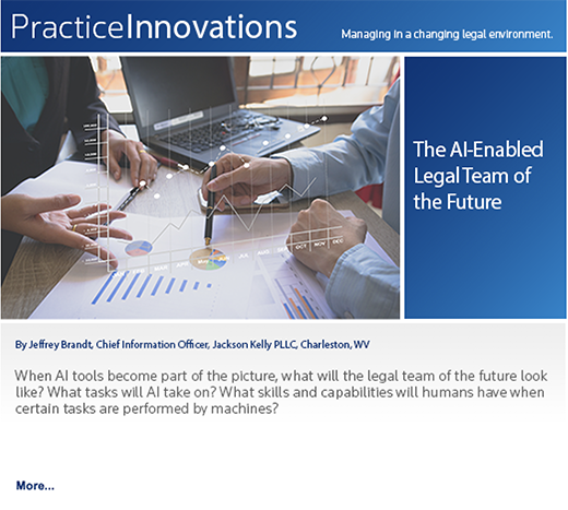 When AI tools become part of the picture, what will