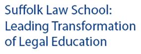 Suffolk Law School: Leading Transformation of Legal Education