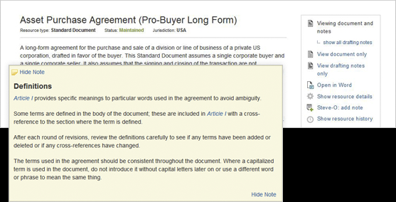 Contracts, Agreements, and Clauses